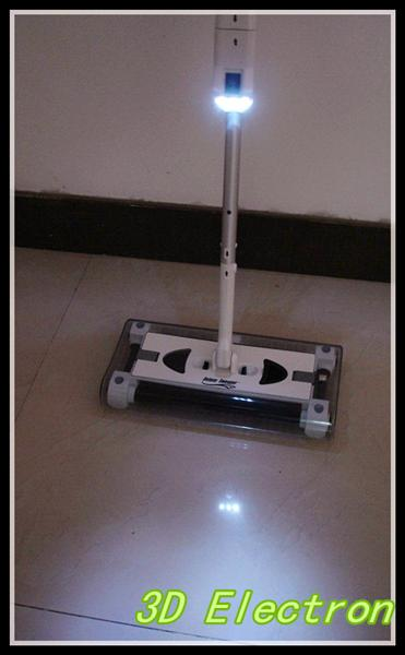 Swivel Sweeper With LED light