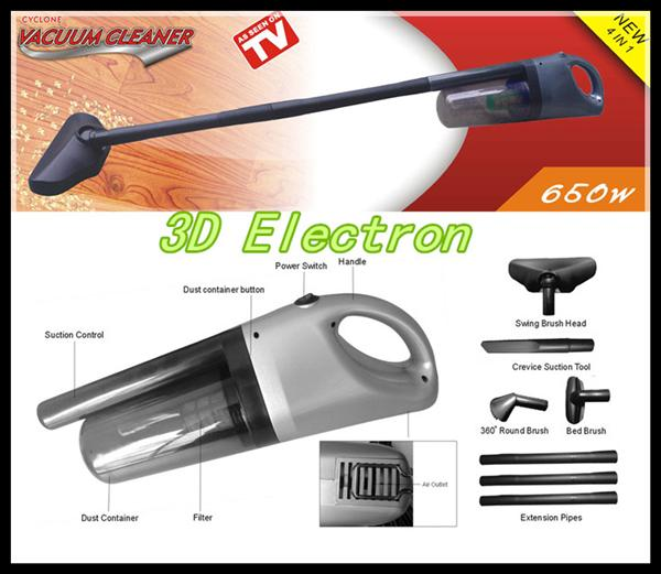 Vacuum Cleaner 4in1