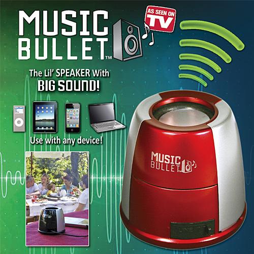 Music Bullet